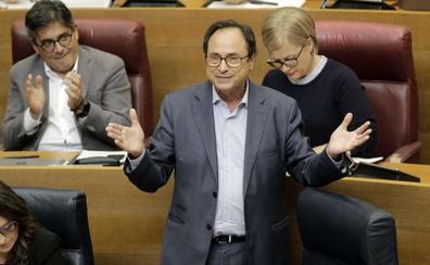 Soler confisca a Les Corts 2,8 millones sobrantes del presupuesto de 2018