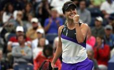Svitolina elimina a Venus Williams y pasa a la tercera ronda