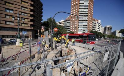 Obras en 30 calles devolverán los atascos a Valencia tras las vacaciones