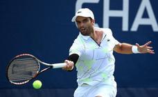 Andújar gana cuatro años después en un Grand Slam tras un calvario de lesiones