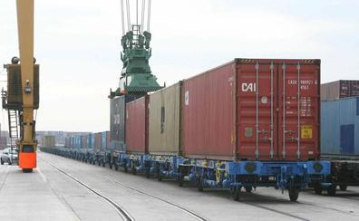 El Puerto de Valencia invierte 2,35 millones en renovar su terminal ferroviaria