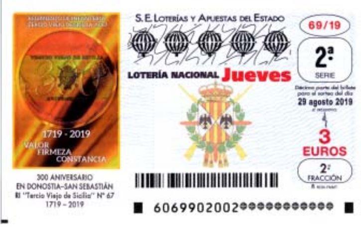 Comprobar la Lotería Nacional del jueves 29 de agosto: números premiados