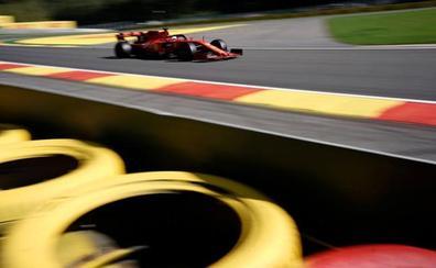 Horario de la F1 en Spa (Bélgica) y dónde verlo en directo por televisión