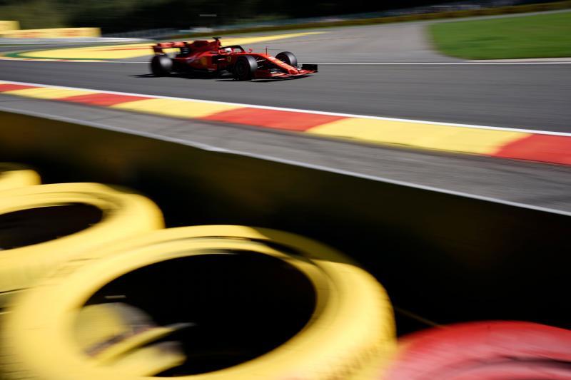 Directo | La carrera de F1 en Spa (Bélgica), en vivo