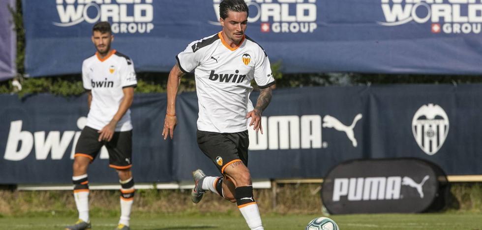 Thierry Correia, nuevo jugador del Valencia con una cláusula de rescisión de 100 millones de euros