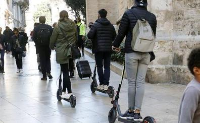 Las multas a patinetes se retrasan para ampliar la campaña informativa