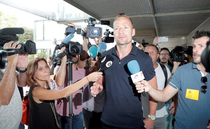 Juicio a 36 futbolistas por el presunto amaño del partido Levante-Zaragoza de 2011