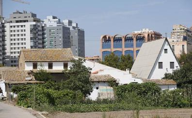 Supervivientes en las alquerías de Valencia