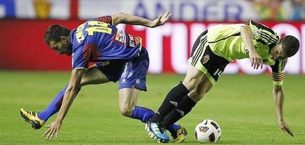 Un informe de La Liga apuntala el amaño del partido Levante-Zaragoza