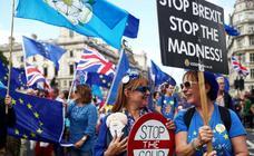 Bruselas considera muy probable un 'brexit' sin acuerdo