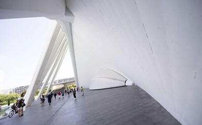 Uno de los secretos mejor guardados de la Ciudad de las Artes y de las Ciencias de Valencia