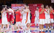 Horario del España - Italia y España - Serbia del Mundial de baloncestoy dónde verlo por televisión