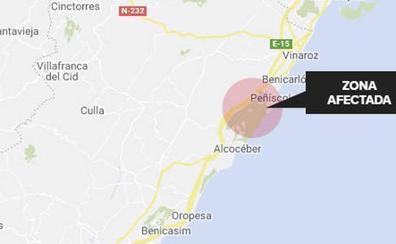 Cerrada la playa sur de Peñíscola por contaminación fecal en sus aguas