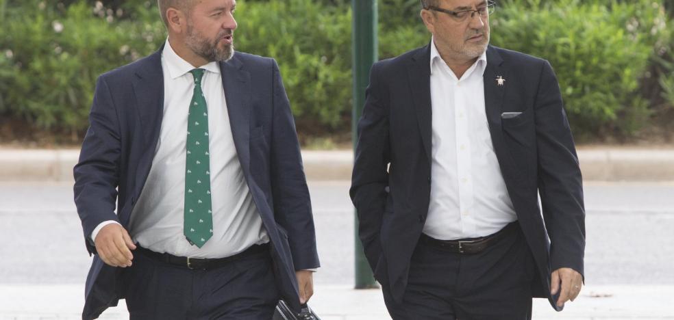 Agapito Iglesias: «Pagamos la prima antes del partido porque los futbolistas no se fiaban»