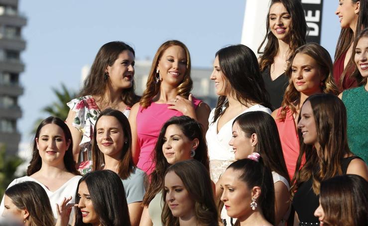 Comieza el sueño de ser fallera mayor de Valencia 2020