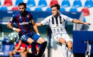 El Levante se impone al Castellón en un partido de entrenamiento (3-1)