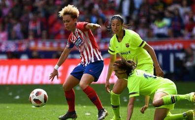 Atlético y Barcelona, rivales a batir