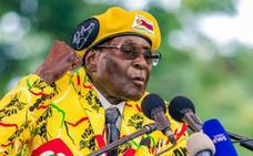 Fallece a los 95 años el expresidente de Zimbabue Robert Mugabe