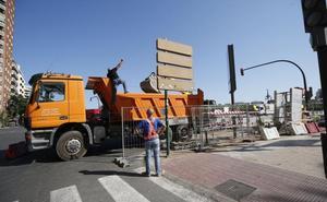 Ribó sólo ha gastado uno de cada cuatro euros destinados a obras para este año