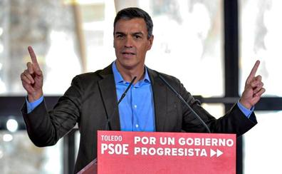 Pedro Sánchez admite que hay «riesgo cierto» de elecciones