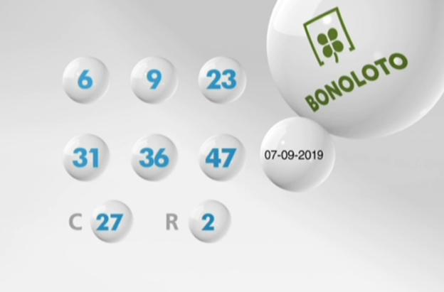 La Bonoloto de hoy 14 de septiembre: comprobar resultados del sábado