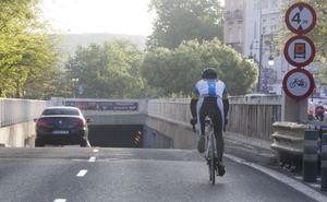 El mensaje que dedica la Guardia Civil a los ciclistas que circulan por las ciudades