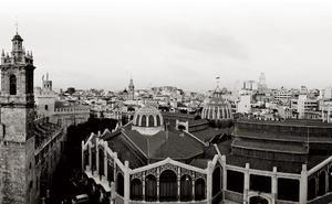 El Mercado Central y su entorno