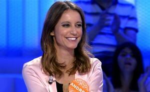 Andrea Levy, en 'Pasapalabra'