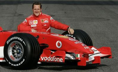 Michael Schumacher, ingresado en un hospital de París