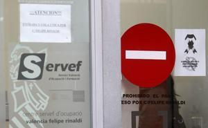 Patronal, sindicatos y Generalitat alertan de que el paro es el principal problema valenciano