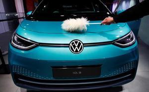 El nuevo logotipo de Volkswagen