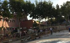 Obras inacabadas y dificultades en el acceso marcan la vuelta al cole en centros de l'Horta