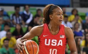 Tamika Catchings: Oídos sordos para triunfar en el baloncesto