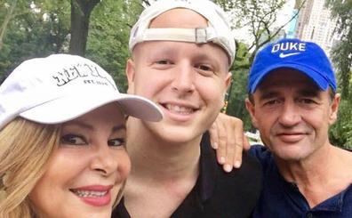 Surge un «contratiempo» en la recuperación de Aless, el hijo de Ana Obregón y el conde Lequio