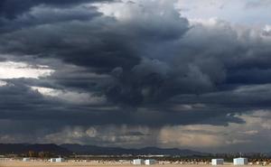 La DANA por horas: dónde, cuándo y cuánto va a llover en Valencia, Alicante y Castellón