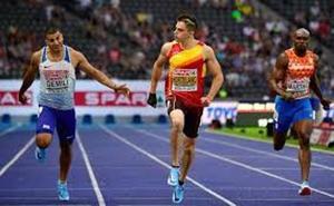Bruno Hortelano no participará en los Mundiales de Doha