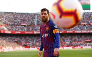 Messi sigue al margen y tiene muy pocas opciones de jugar