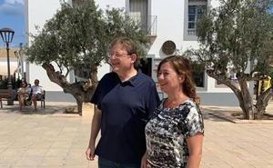Puig y Armengol pedirán a Carcedo una solución a los viajes del Imserso