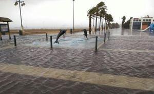 La DANA llega a Valencia: cuéntanos cómo te afecta y envía tus fotos y vídeos