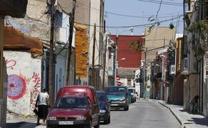 Comienzan las obras de reurbanización de la zona cero del Cabanyal