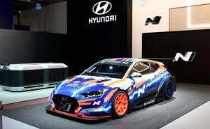 Veloster N ETCR, el primer Hyundai eléctrico de competición