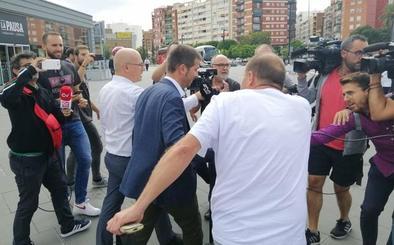 Celades, nuevo entrenador del Valencia CF: «Estoy muy contento»