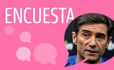 Encuesta | ¿Está de acuerdo con la destitución de Marcelino en el Valencia CF?