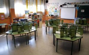 Casi 200 municipios cancelan las clases, lo que afecta ya a 350.000 estudiantes