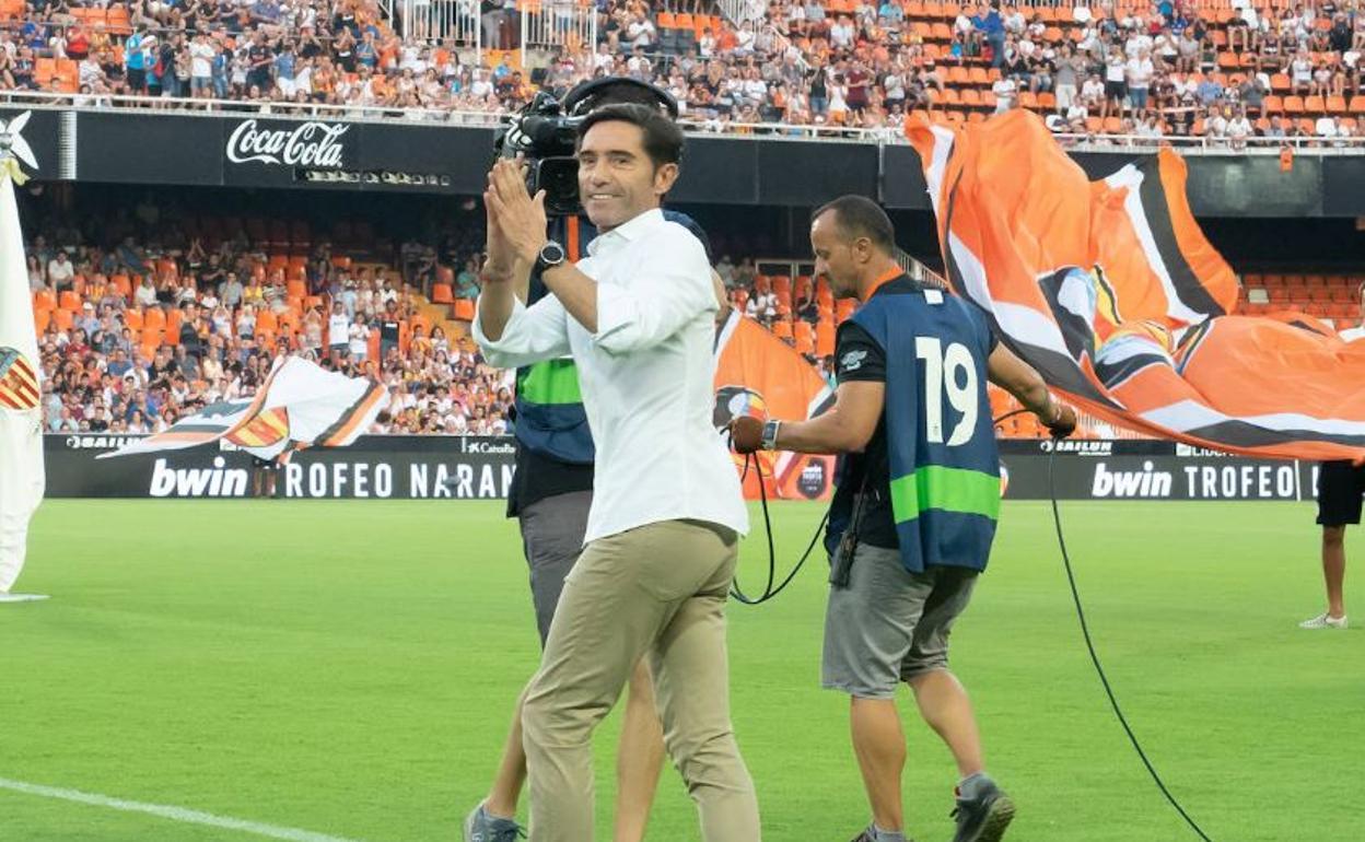 Comunicado oficial del Valencia CF sobre la destitución de Marcelino
