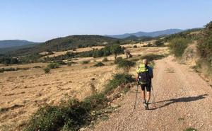 518 km a pie para ver el Santo Cáliz