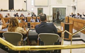 El PSOE se opone en la Diputación a exigir al Gobierno mejor financiación