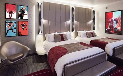 Disneyland Paris abrirá el primer hotel de Marvel en 2020
