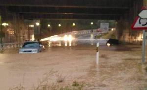 El 'efecto boomerang' de la DANA pone otra vez hoy en riesgo máximo a Valencia y Alicante