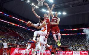 Horario del España - Australia y donde ver por televisión en directo la semifinal de baloncesto